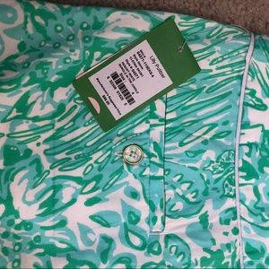 Lilly Pulitzer Skirts - NWT Cleona Skort in Bungle in the Jungle Size 4